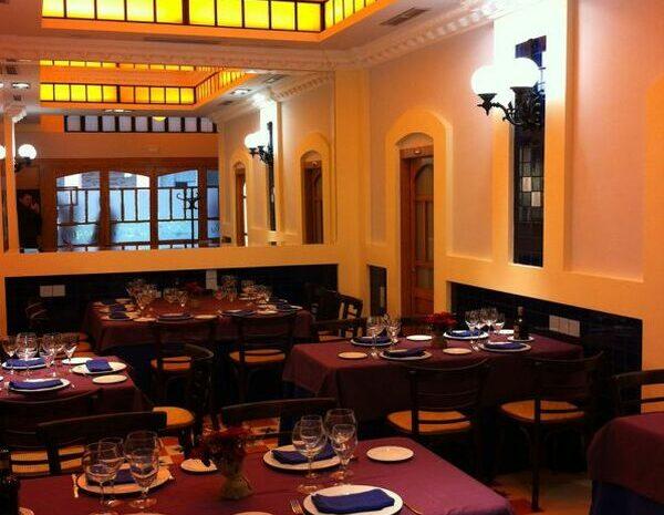 """Restaurante """"La Ferroviaria"""""""